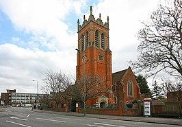 St Mark, Westmoreland Road, Bromley - geograf.org.uk - 1766670.jpg
