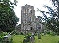 St Martin's Church, Herne, Kent - geograph.org.uk - 857953.jpg