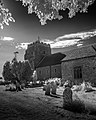 St Mary's Church, Westham Infrared.jpg