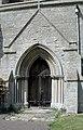 St Mary the Virgin, Leighton Bromswold, Cambridgeshire - Porch - geograph.org.uk - 380820.jpg