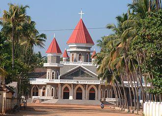 Kottapuram -  St. Micheal's cathedral