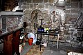 St Nicholas, Mavesyn Ridware, Staffs - Incised slabs - geograph.org.uk - 927175.jpg