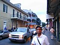 St Peter Street towards Royal French Quarter New Orleans May 2001.jpg