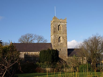 Church of St Thomas the Apostle, Redwick St Thomas the Apostle Church, Redwick.JPG