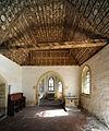 St Wendel zum Stein, eine spätgotische Kapelle wunderschön in die Felslandschaft an der Jagst integriert. 05.jpg