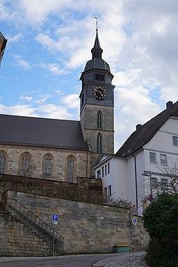 Turmstraße in Böblingen