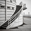 Stairs at the end of the pier (7237782650).jpg