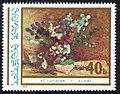 Stamp 1976 - Stefan Luchian - Flori.jpg
