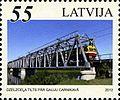 Stamps of Latvia, 2012-27.jpg
