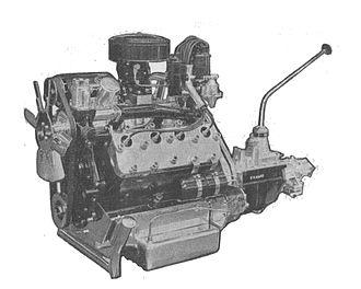 Standard Motor Company - 1936 20 hp V8