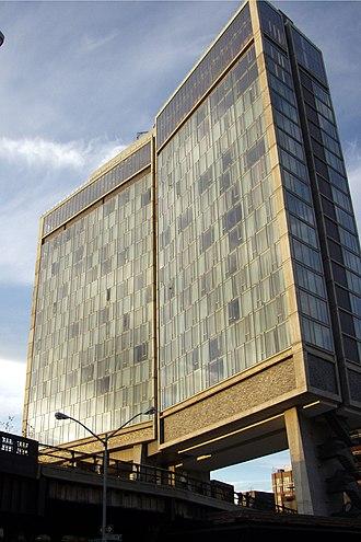 Standard Hotels - The Standard, High Line in Manhattan