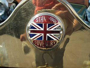 Standard Motor Company - Image: Standard veteran car (4915905345)