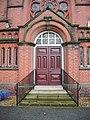 Standish Methodist Church, Doorway - geograph.org.uk - 954531.jpg