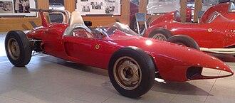 Automobili Stanguellini - The mid-engined Stanguellini Delfino (1961-1962)