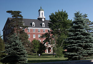 Stanstead college Colby House.jpg