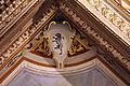 Stanza della notte e dì, soffitto di jacopo vignali, 1625, 04 stemma acciaiuoli.JPG