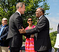 Star Spangled Banner National Historic Trail in Bladensburg Ribbon Cutting (14381613772).jpg