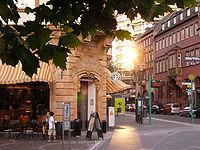 Starbucks in Frankfurt am Main, Germany