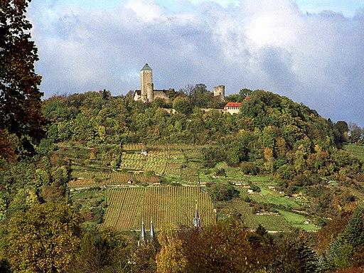 Starkenburg Schlossberg