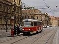 Staroměstská, Tatra T3 dc.jpg
