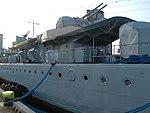 Statek muzeum ORP Błyskawica w Gdyni - sierpień 2017 - 1.jpg