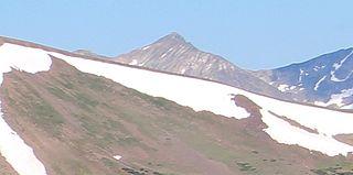 Static Peak (Colorado)