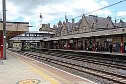 Station building, Lancaster railway station (geograph 4499737).jpg