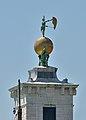 Statua della Fortuna scultore Bernardo Falconi Punta della Dogana.jpg