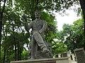 Statue of Samad Vurgun in Quba (1).jpg