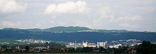 Šternberk Town in Olomouc, Czech Republic