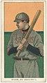 Steve Evans, St. Louis Cardinals, baseball card portrait LCCN2008676414.jpg