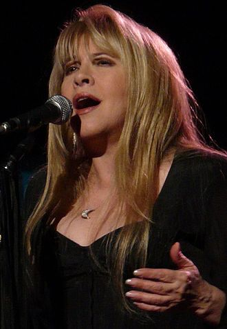 Stevie Nicks - Nicks in March 2009