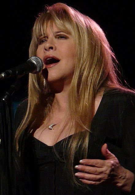 Stevie Nicks in March 2009 - Stevie Nicks