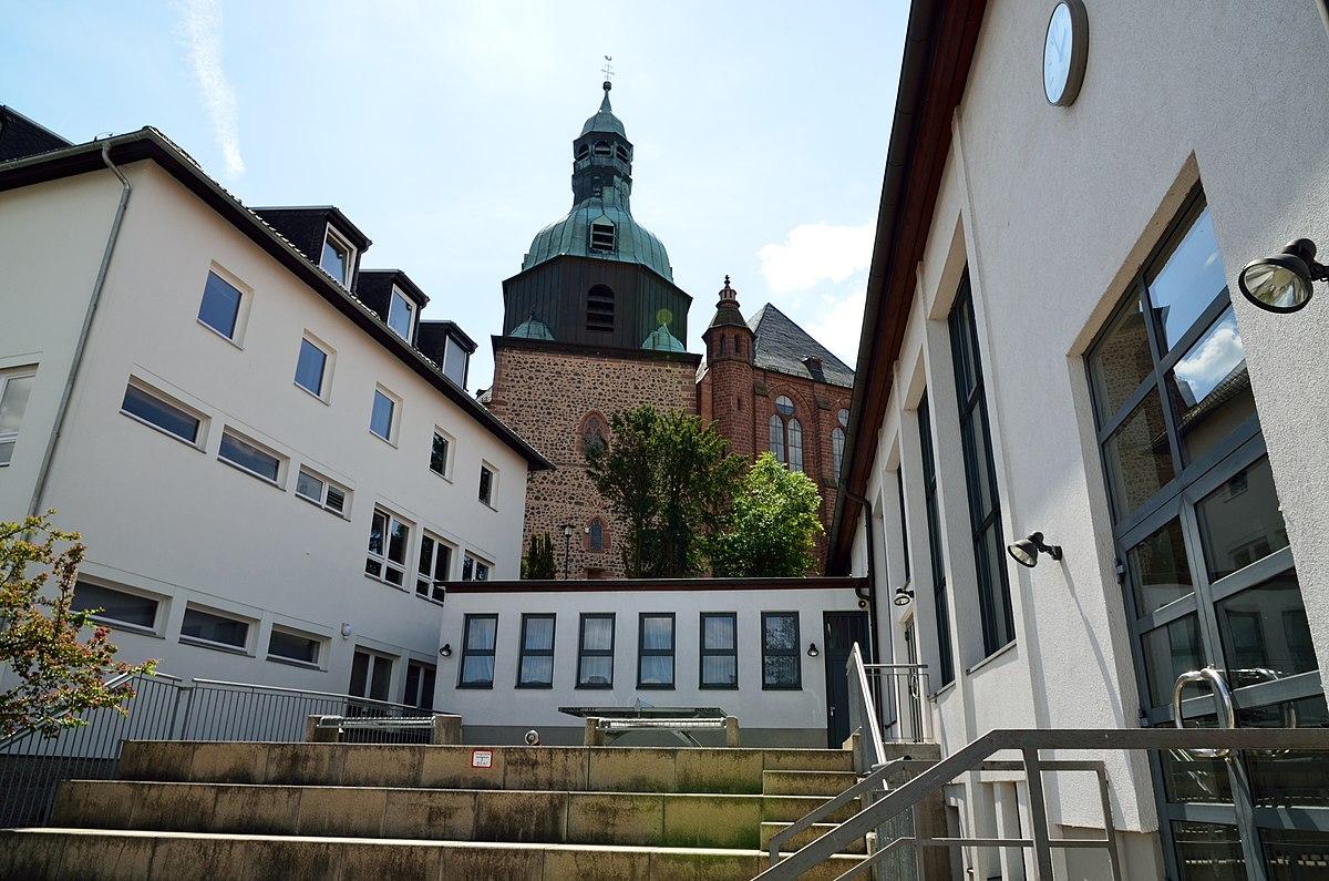 stiftsschule st johann amöneburg