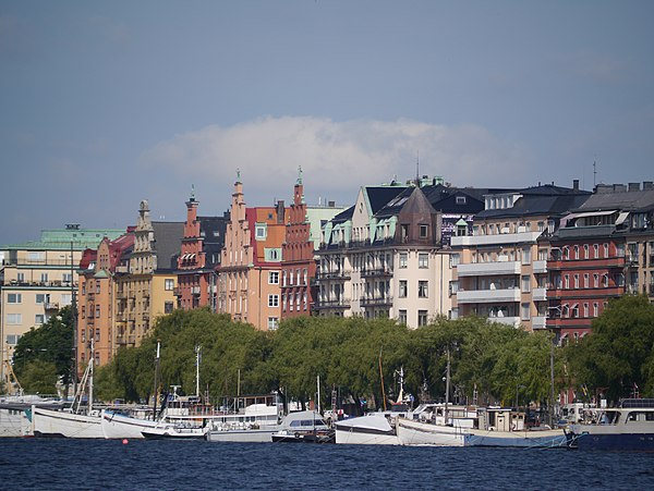 Where to go on a first date in Stockholm