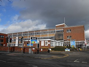 Stoke-on-Trent College - Cauldon Campus