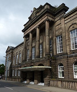 Stoke-on-Trent Town Hall