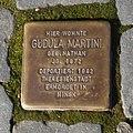 Stolperstein Bad Münstereifel Werther Straße 69 Gudula Martini.jpg
