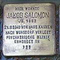Stolperstein Borkener Str 8 Jakob Salomon.jpg