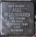 Stolperstein Solingen Bozener Str. 38 Alice Bettenhausen.jpg