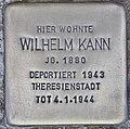 Stolperstein für Wilhelm Kann (Potsdam).jpg