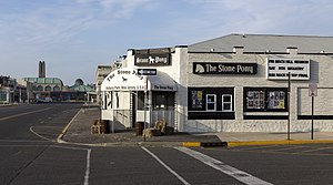The Stone Pony - The Stone Pony in 2016