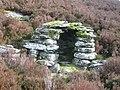 Stone shelter - geograph.org.uk - 353642.jpg