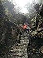 Stone steps, Mount Fanjing, Picture10.jpg