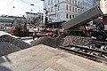 Straßenbahn Wien Gleisbett-Erneuerung Lerchenfelder Straße Kaiserstraße 2020-07-17 05.jpg