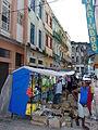 Street Scene with Market - Salvador - Brazil.jpg