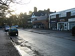 Streetly Village Shops