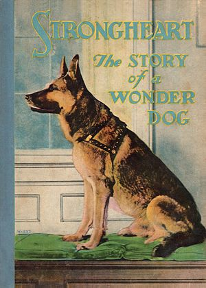 Strongheart - Strongheart; The Story of a Wonder Dog (1926)