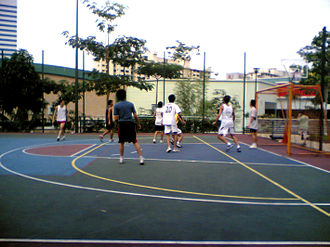 Street football - Street football in Singapore