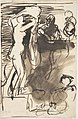Studies for 'The Bride at Her Toilet on the Day of Her Wedding' MET DP805237.jpg
